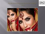bridal makeup for indian weddings