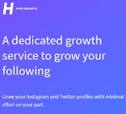 Hypegrowth Grow Real Twitter Followers  Twitter growth service