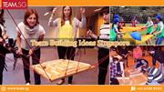 Crazy and Whimsical Team Building Ideas in Singapore from Team.sg