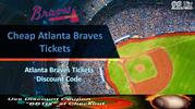 Braves Tickets Promotion Code | Mets vs Braves Match Tickets - BBTIX