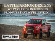 Custom Pickup Truck Accessories - Battle Armor Designs