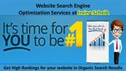 Irving Scheib Leading SEO Company in California