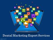 Dental Marketing Expert Services