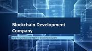 Best Blockchain Development Company | Private Blockchain Development