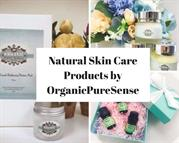 Natural Skin Care Products by Organic Pure Sense