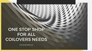One Stop Shop for All Coilovers Needs | coiloverstore.ca