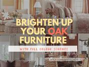 Brighten Up Your Oak Furniture with Fall Colour Schemes
