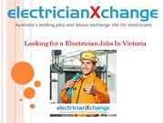 Electrician Xchange Domestic Electrician Jobs