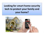 Home Security Alarm Services | Intruder Shield