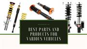 Best Parts and Products for Various Vehicles at RaceShop.ca