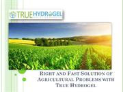 Types of Agriculture Hydrogels