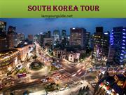 Korea Winter Tour Package