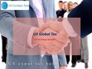 US Global Tax - US Tax Filings Service