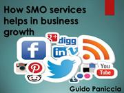Guido Paniccia Social Media Optimization (SMO) Company in Canada
