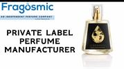 Private Label Perfume Manufacturers