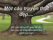 Mot Cau Chuyen That Dep - HPL Translated