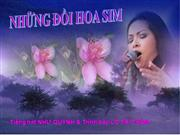 NHUNG DOI HOA SIM:Huu Loan, Dzung Chinh