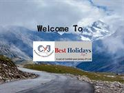 Best Holidays Trip Offers Tour Packages