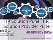 HR Solutions Pune  HR Solutions Provider in Pune