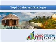 Top 10 Salon and Spa Logos