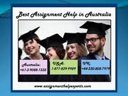 Assignments help on New and existing customersMarket Products
