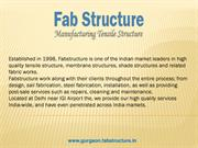 Tensile StructureIn Gurgaon - Tensile Fabric Structure