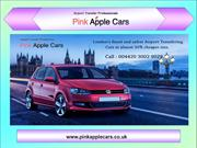 Taxi / Minicab from Gatwick Airport