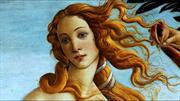 Art in Detail_The Birth of Venus by BOTTICELLI, Sandro