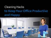 Handy Office Cleaning Hacks You Need to Know in Brisbane