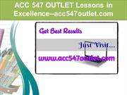 ACC 547 OUTLET