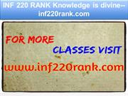 INF 220 RANK Knowledge is divine--inf220rank.com