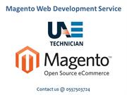Call @0557503724 to get best-in-class Magento Web Development Services