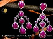 Best Wholesale Natural Ruby & Birthstone Ruby Jewellery