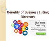 Benefits of Business Listing Directory