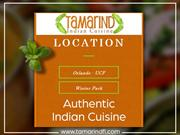 Indian Cuisine Orlando | Indian Food | Curry Place in Orlando