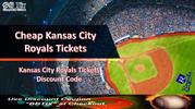 Kansas City Royals Tickets Discount Coupon