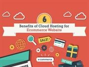 6 Benefits of Cloud Hosting for an Ecommerce Website