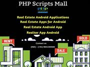Real Estate Android App - Real Estate Apps for Android - Real Estate A