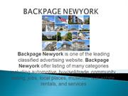 Backpage Newyork | Backpage Newyork