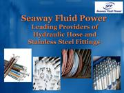 SFP Leading Providers of  Hydraulic Hose and Stainless Steel Fittings