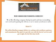 Best Services Provider In Sammamish Roofing Contractor