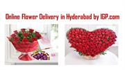 Online Flower Delivery in Hyderabad by IGP