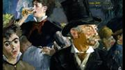 Paris in the Art of Manet,Degas