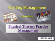 Affordable Physical Therapy Practice Management Services