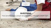 Consult NJ wrongful death lawyer for filing a successful claim