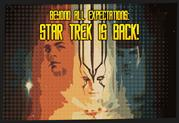 Beyond All Expectations Star Trek is back!