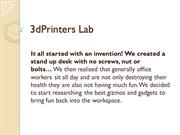 Buy 3d Printer Kit - 3dprinters Lab