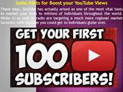 Some hints for Boost your YouTube Views