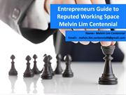 Entrepreneurs Guide to Reputed Working Space - Centennial Business Sui