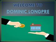 Dominic Longpre | Real Estate Consultant
